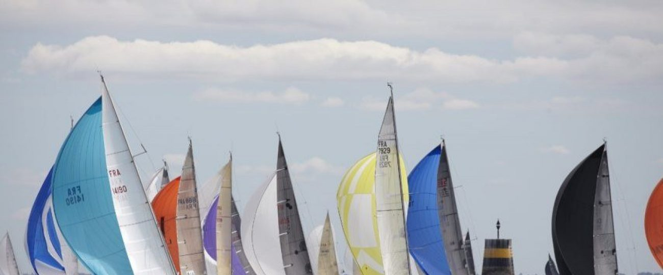 110 boats and 700 sailors will take the start of the channel harbor tour 2018