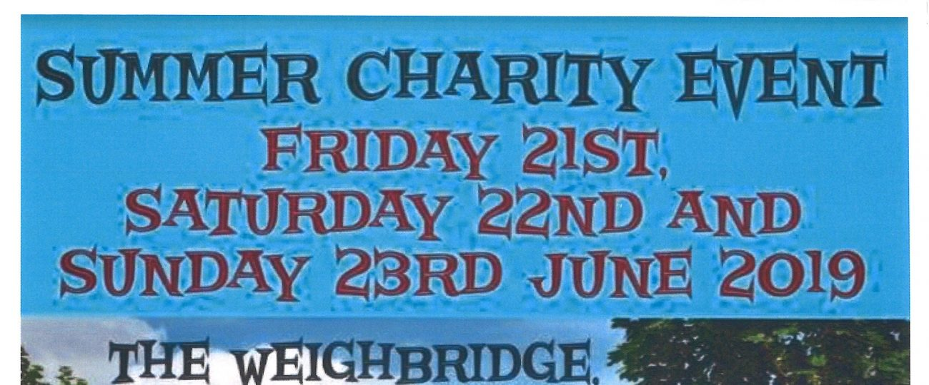 Summer charity event